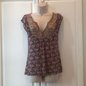 Cute top by One September for Anthropologie S